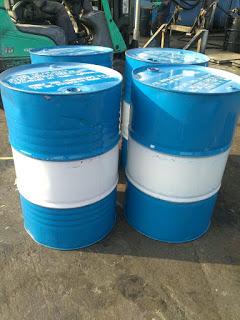 New Asphalt & Emulsion Terminal